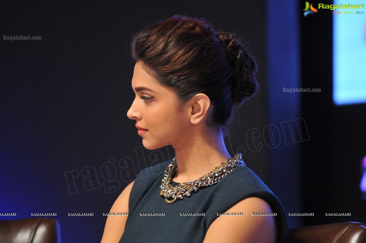 Deepika Padukone unveils the new Yamaha RAY