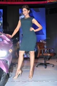 Deepika Padukone Yamaha Ray