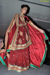 Umang Hutheesing Sanskruti Ladies Club Fashion Show