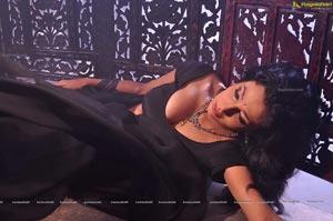Asha Shaini Aakasamlo Sagam Spicy Photos