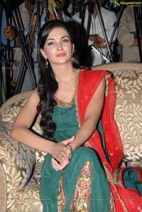 Amy Jackson in Indianwear
