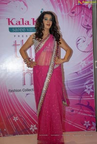 Indian Runway Female Model Diksha Panth