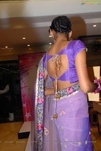 India Runway Model Sadhana Singh