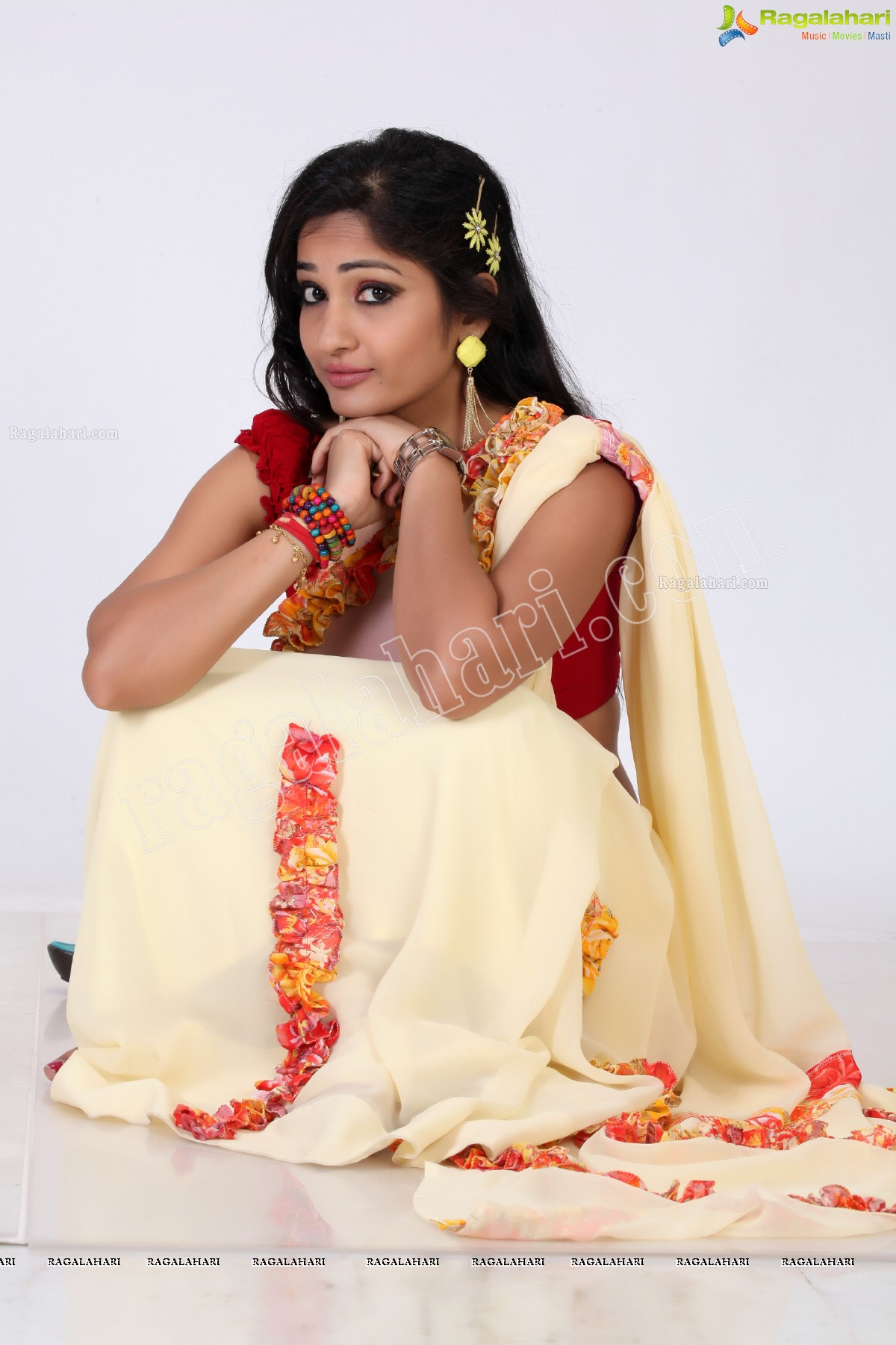 Nachchavule heroine Madhavi Latha Interview