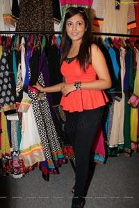 Madhu Shalini at Akritti Elite Exhibition