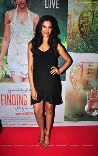 Deepika Padukone in Mini Dress