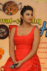 Parineeti Chopra in Mini Gown