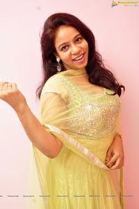 Singer Srilekha