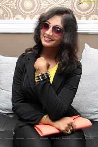 TV Actress Sandeepthi