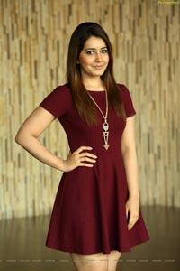 Rashi Khanna Skater Dress
