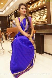 Soumya in Saree